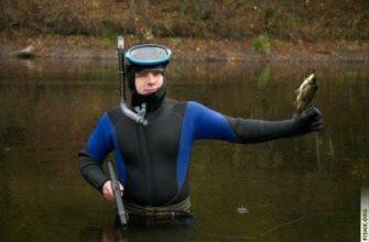 Подводная охота, пневмат или арбалет