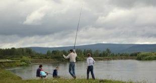 Как я стал рыбаком
