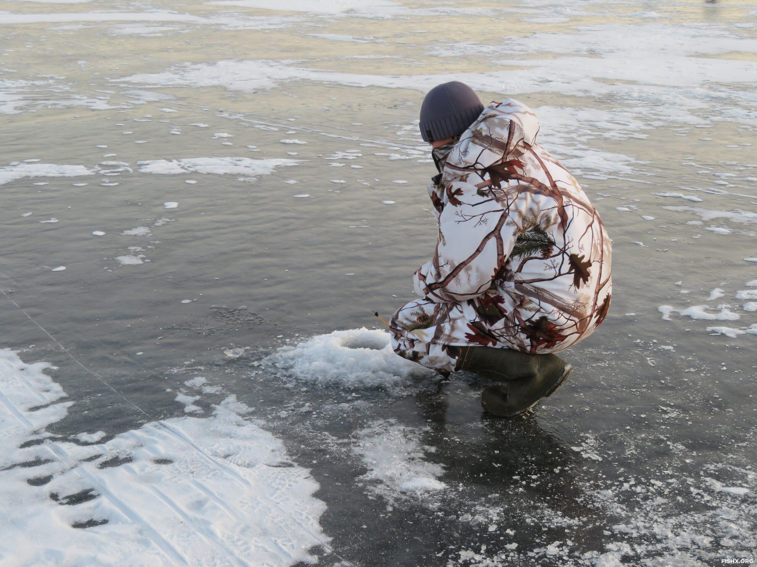 Важные особенности зимней ловли на мормышку