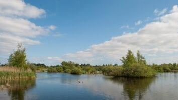 Рыбалка в Европе. Озеро Сомосен, Дания