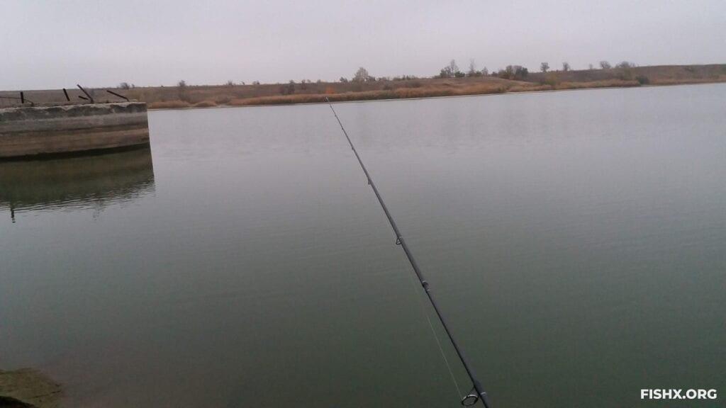 Джиговая ловля судака осенью