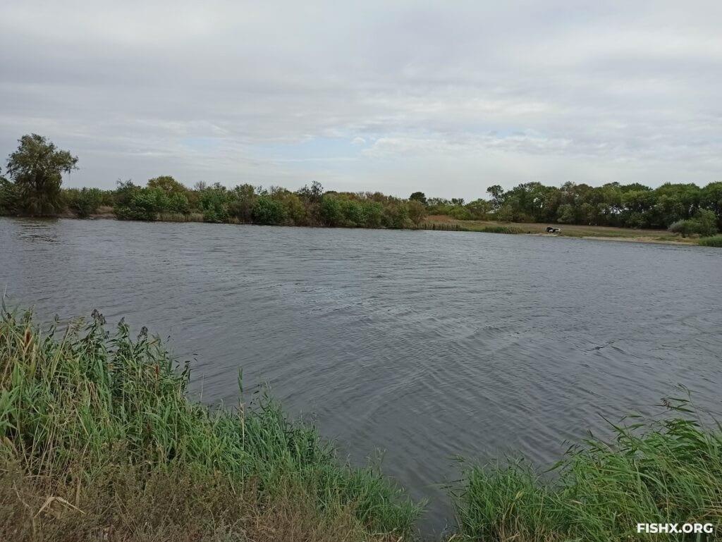 Деревенское озеро