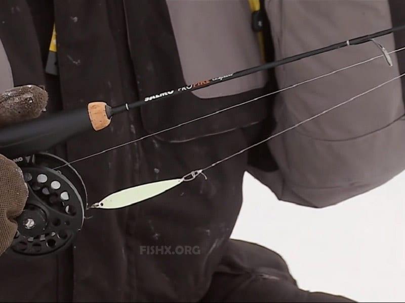 Приманки для ловли судака со льда