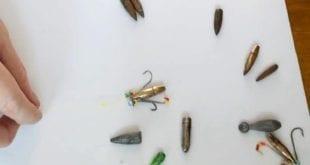 Балда для ловли рыбы