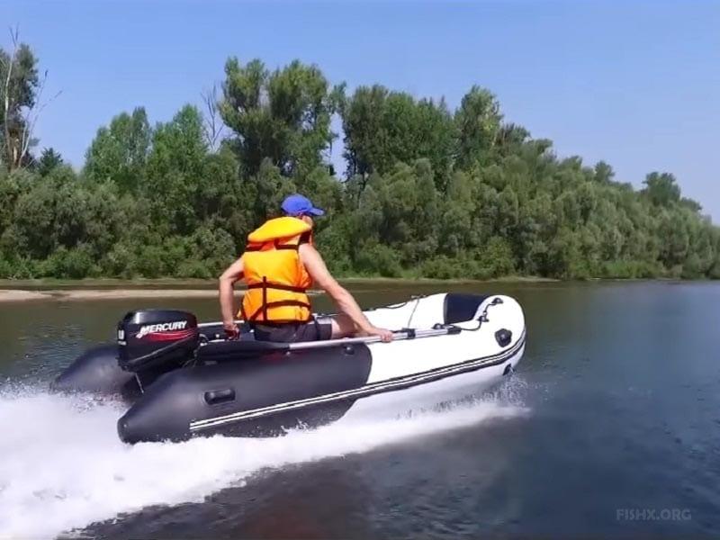 Надувные лодки ПВХ для троллинга