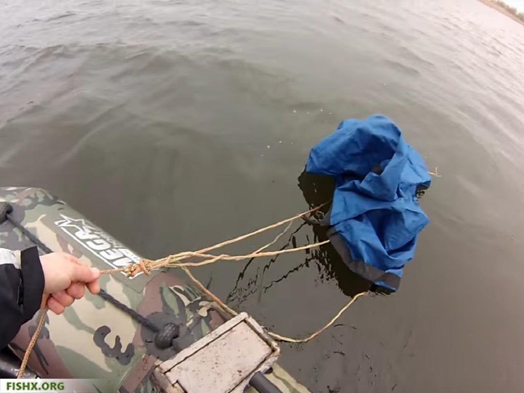 Плавучий якорь