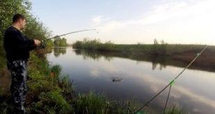 Отчёт о рыбалке перед непогодой