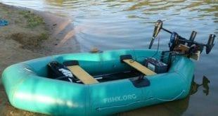 Лодка для мотора или вёсел