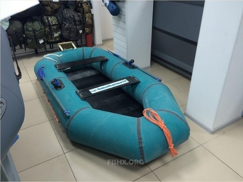 Внешний осмотр при выборе новой лодки