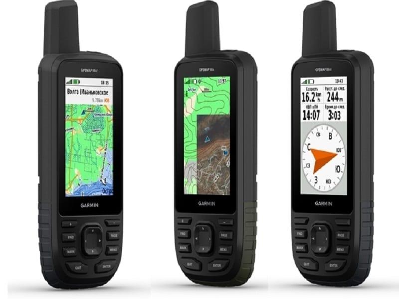 Навигатор Garmin GPSMAP 66st