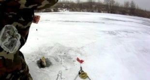 Второй лёд в городе