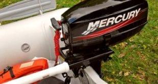 Лодочный мотора Мercury 3,3 M