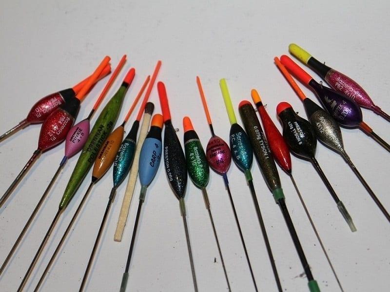 Поплавки для маховой ловли