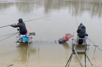 Рыбалка на штекер