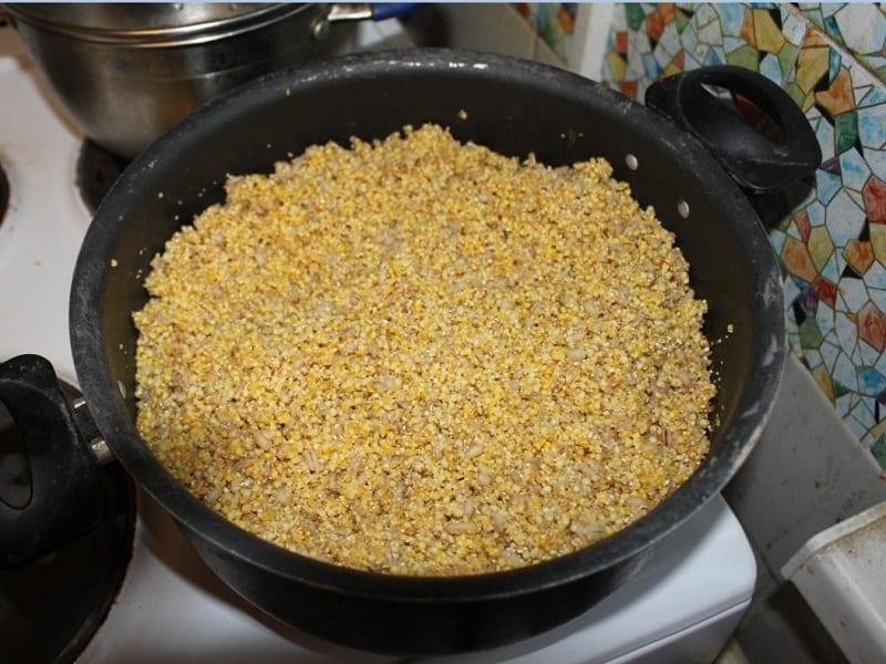 Рецепт приготовления салапинской каши