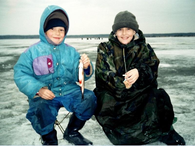 Шишиги на льду
