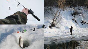 Необычные снасти и рыбалка
