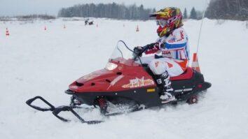 Снегоход Тайга Рысь