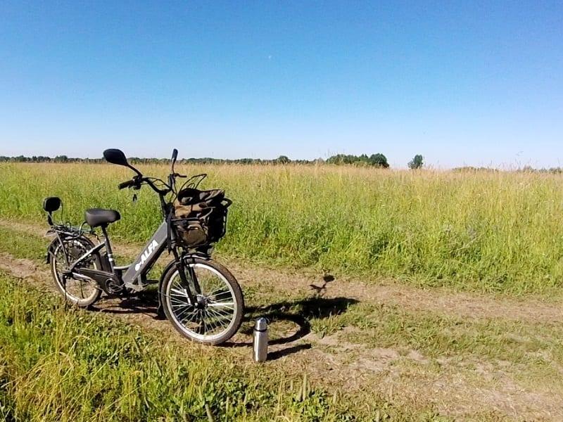 Элетровелосипед