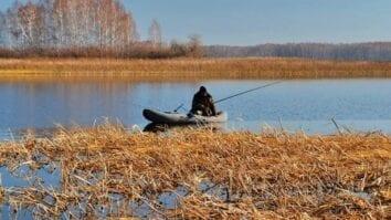 Термобельё на рыбалке
