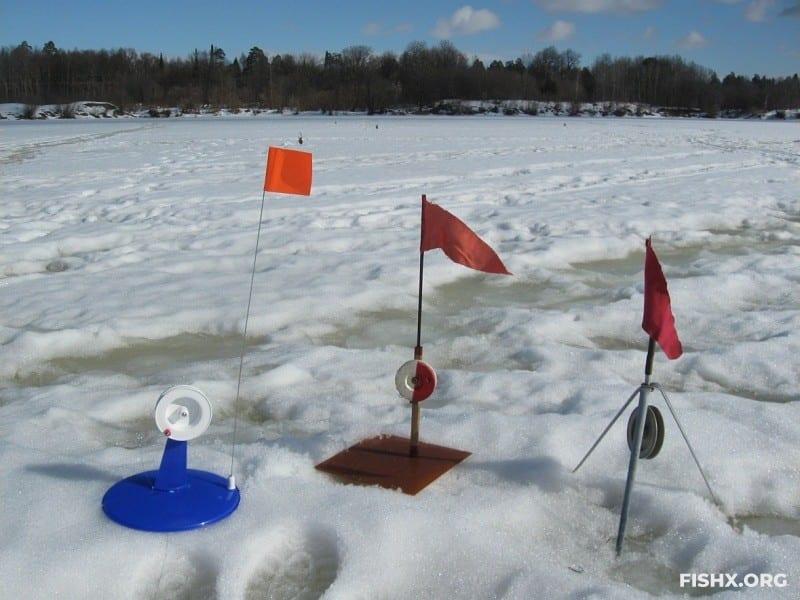 Жерлицы для первого льда