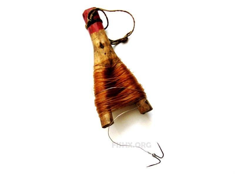 Жерлица рогатку с финским крючком