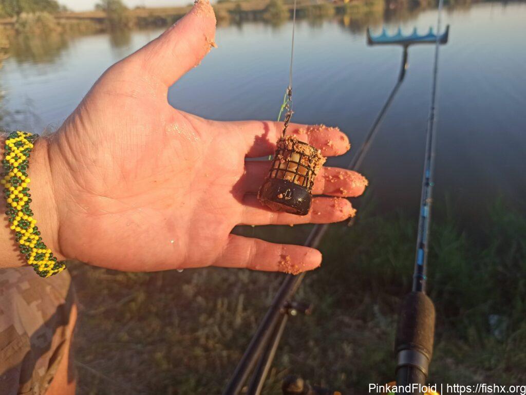 Как ловить рыбу, которая стоит в толще