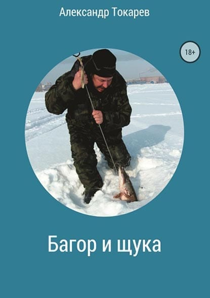 Книга «Багор и щука» А.В. Токарев