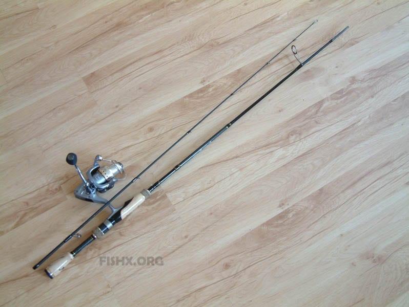 Black Bass Spin TX-20 для ловли окуня осенью