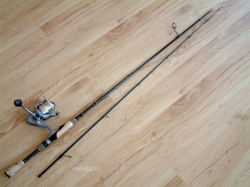 Спиннинг Black Bass Spin K1229
