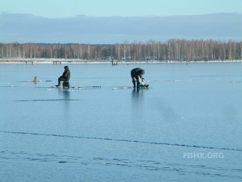 Рыбалка в Алатайкино