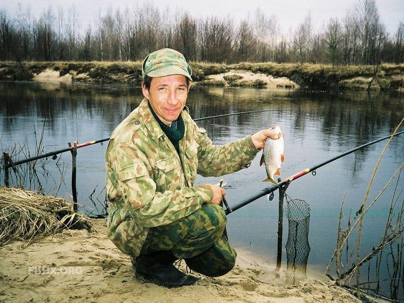 Рыбалка на Рутке