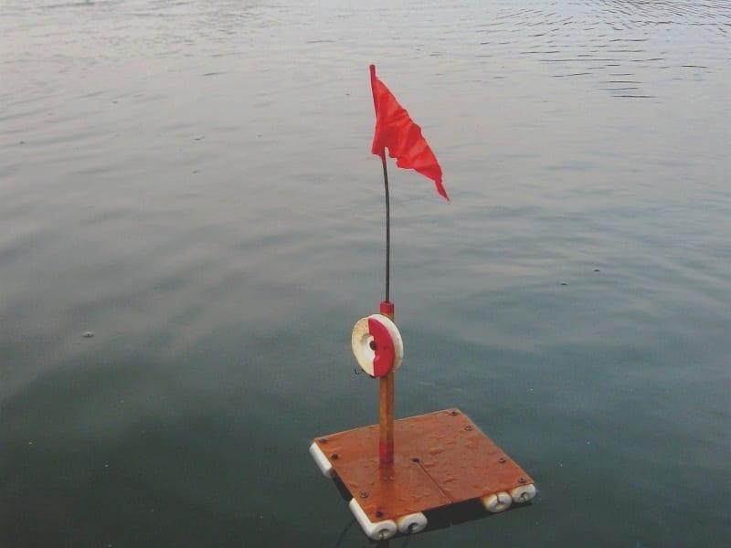 Плавающая жерлица