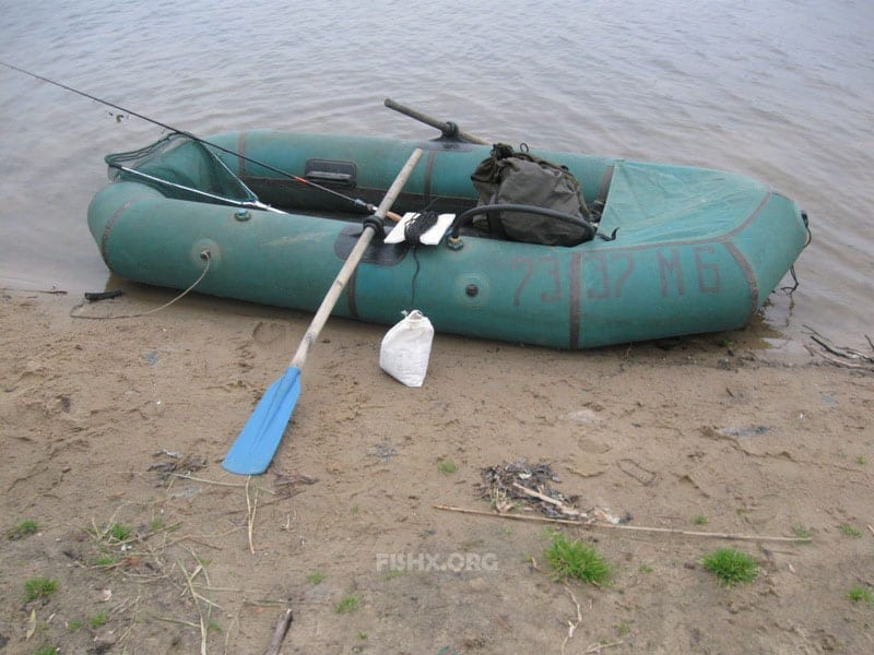 Резиновая лодка «Омега-2»