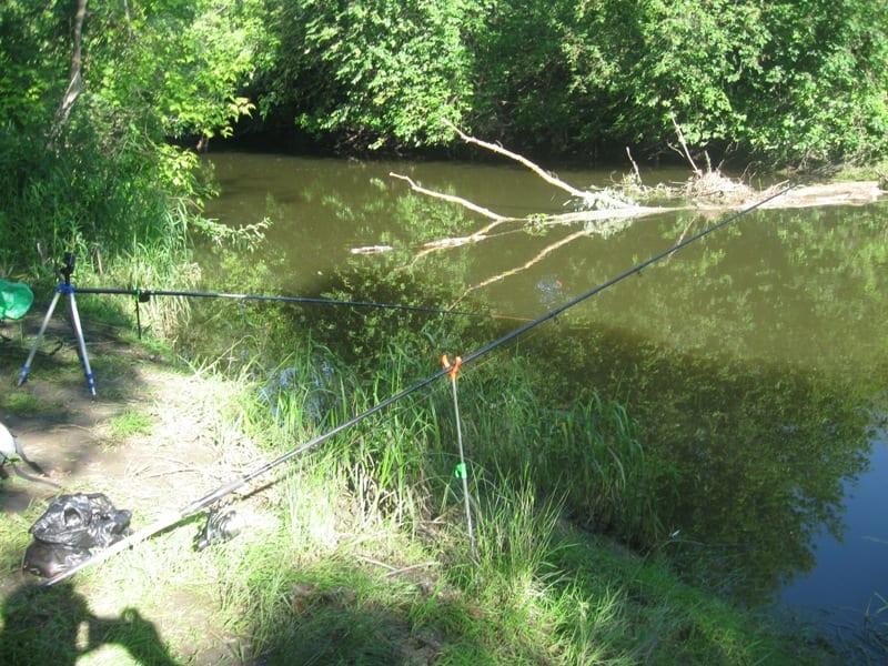 Что нужно для ближней рыбалки