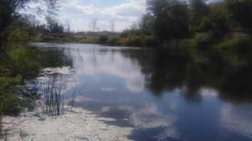 Рыбалка на реке Урал, ловля уклейки
