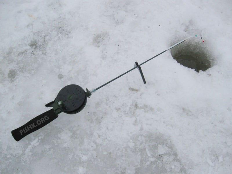 Ловля на малой реке