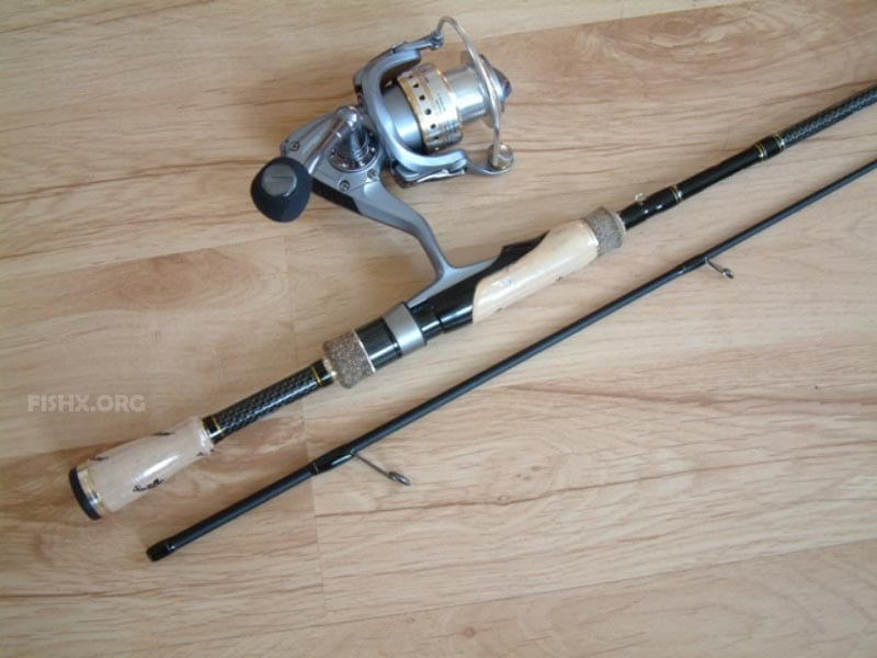 Surf Master K1229 Black Bass Spin