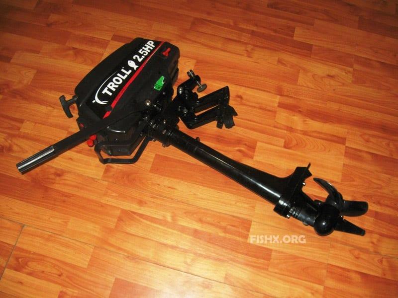 Мотор Troll 2.5HP