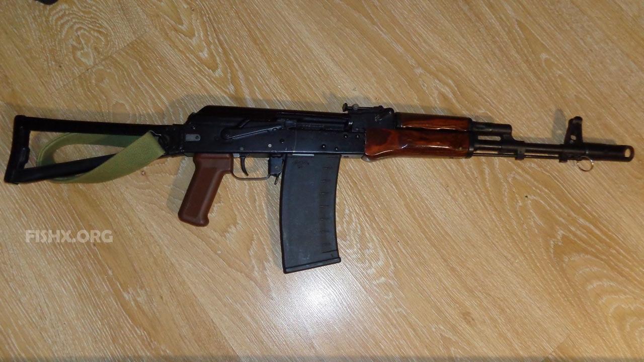 """Обзор гладкоствольного самозарядного ружья """"Сайга-410"""""""