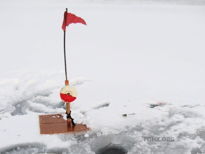 Зимняя жерлица