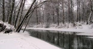 Особенности малой реки