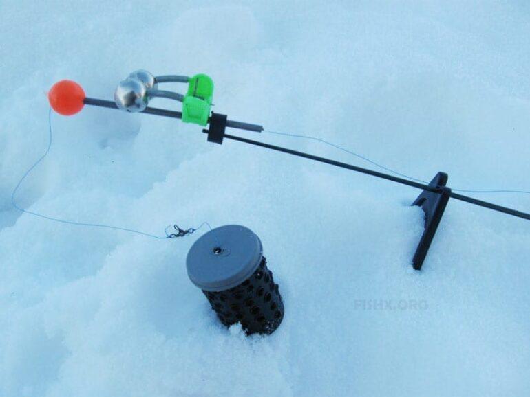 Донка для зимней рыбалки своими руками