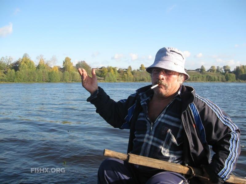Наш товарищ Леонид-Гуляй нога