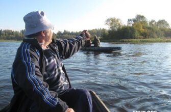Рыбалка на Дубовой