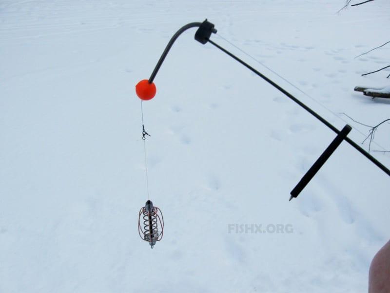 Самодельный фидер для зимы