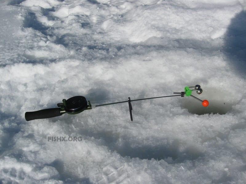Зимняя удочка Kola A9010B
