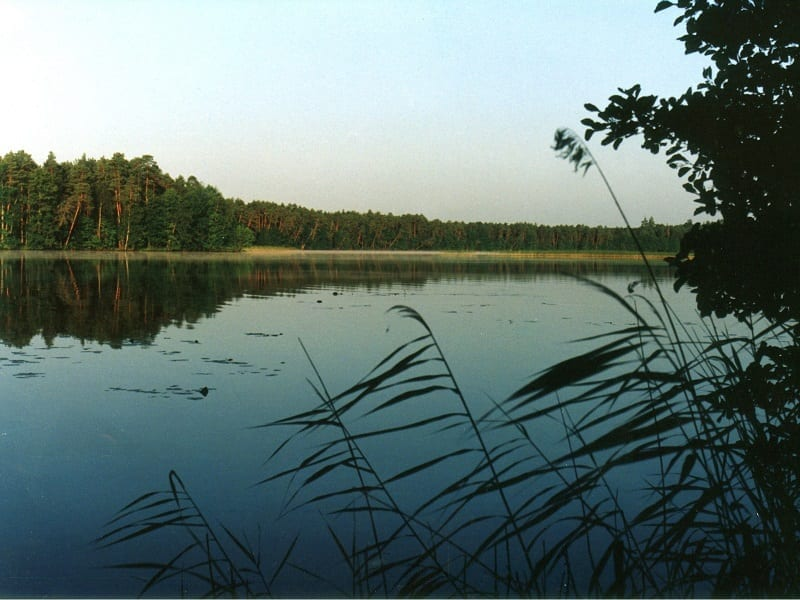 Озеро Малый Мартын