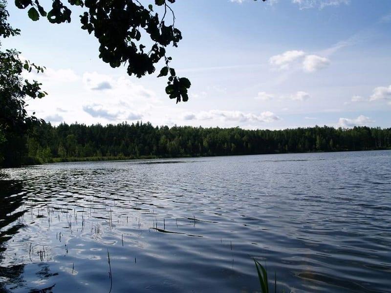 Озеро Большой Мартын