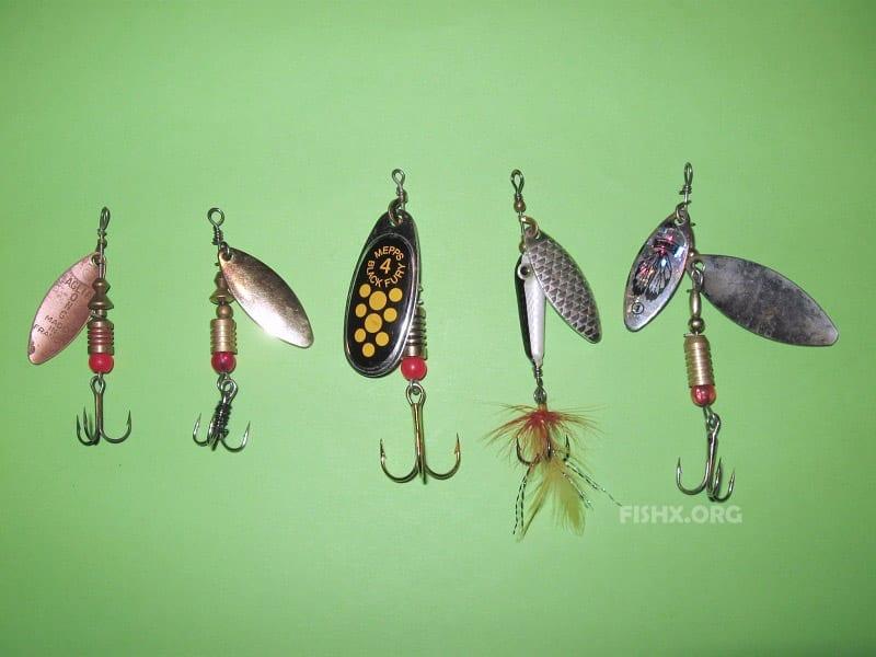 Вертушки для ловли судака